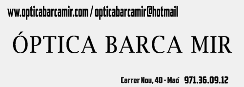 Optica Barca Mir